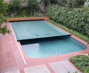 retractable pool cover. Automatic Pool Covers. Covers L Retractable Cover