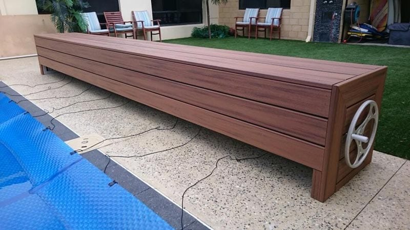 Bench Seat Storage Systems In Perth Elite Pool Covers